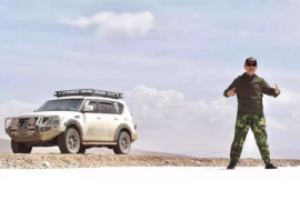 65岁,16年糖尿病,他穿越了整个沙漠 | 糖友故事