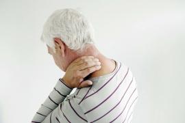 颈椎疼痛一招解决!