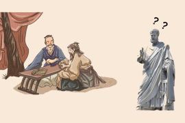 被恶鹰啄肝三万年的普罗米修斯神话,背后蕴藏的中医知识